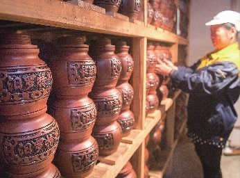 汨罗长乐镇:小甜酒酿出亿元大产业