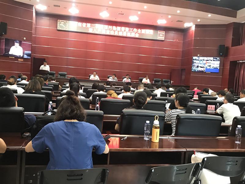 湖南第二次全国污染源普查进入入户调查阶段