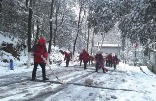 迎战冰雪 | 暴雪临城,2008年以来最强