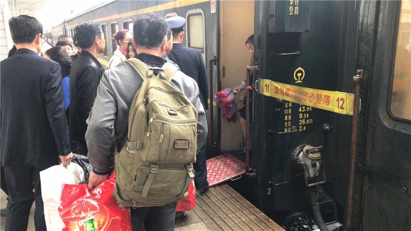 好消息!铁路候补购票服务扩大到全部列车了