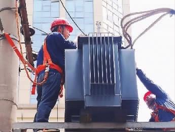 湖南电网用电负荷、电量双创历史新...