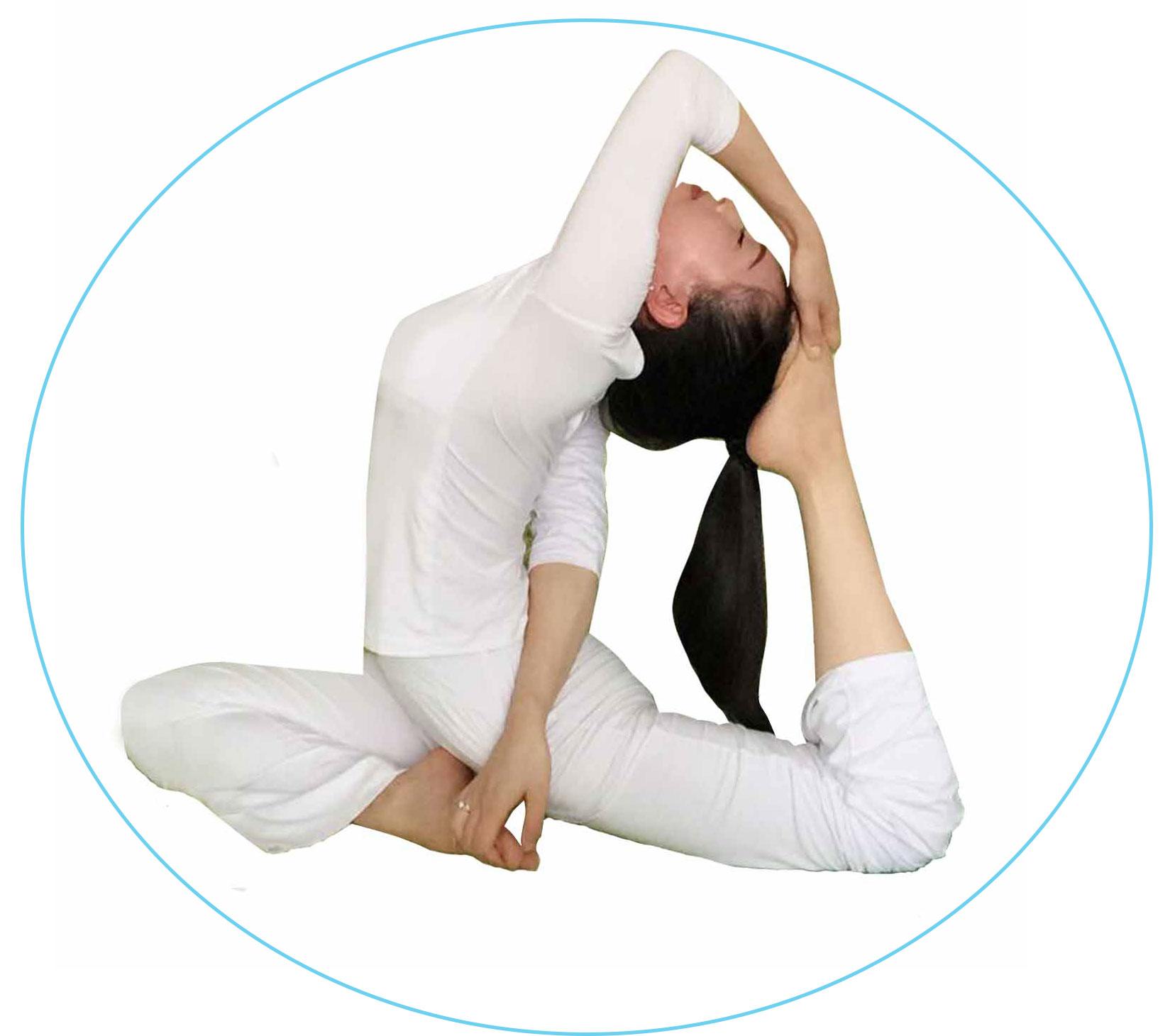 让每一堂瑜伽课都成为一次身体...