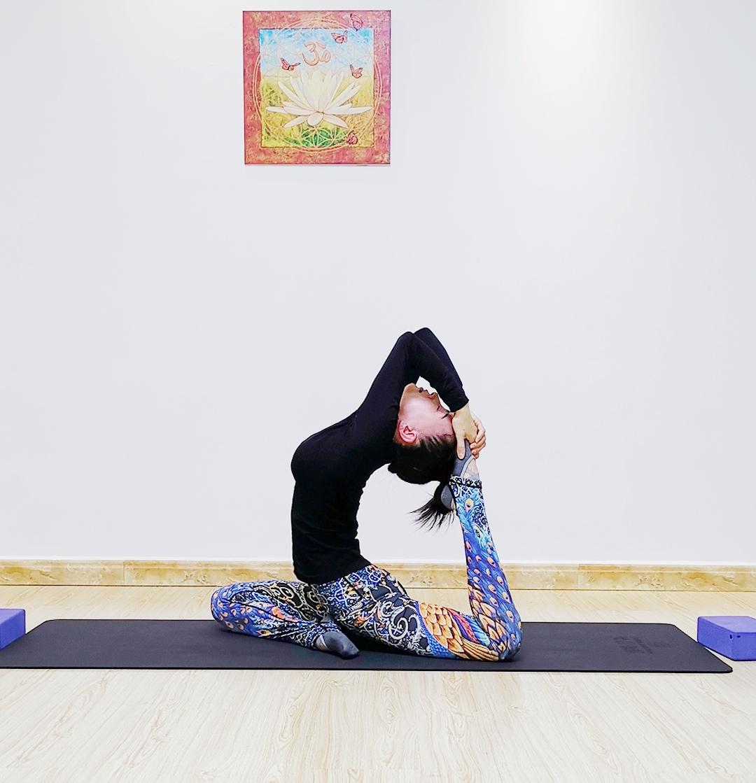如何正确的练习瑜伽?