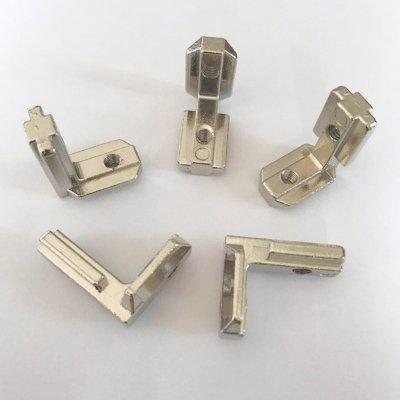 厂家直销4040欧标角槽连接件工业铝型材配件现货规格齐全
