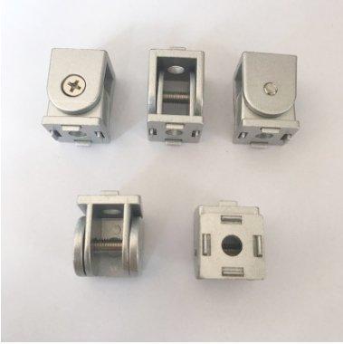 供應20鋅合金活動鉸鏈轉向連接件鋁型材配件