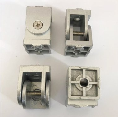 【供應30活動鉸鏈】型材鋅合金鉸鏈轉向連接件鋁型材配件