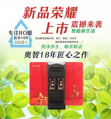 奥智(AOZI-C-1205)净水器净饮 养生 一体机 台面加热养生直饮机