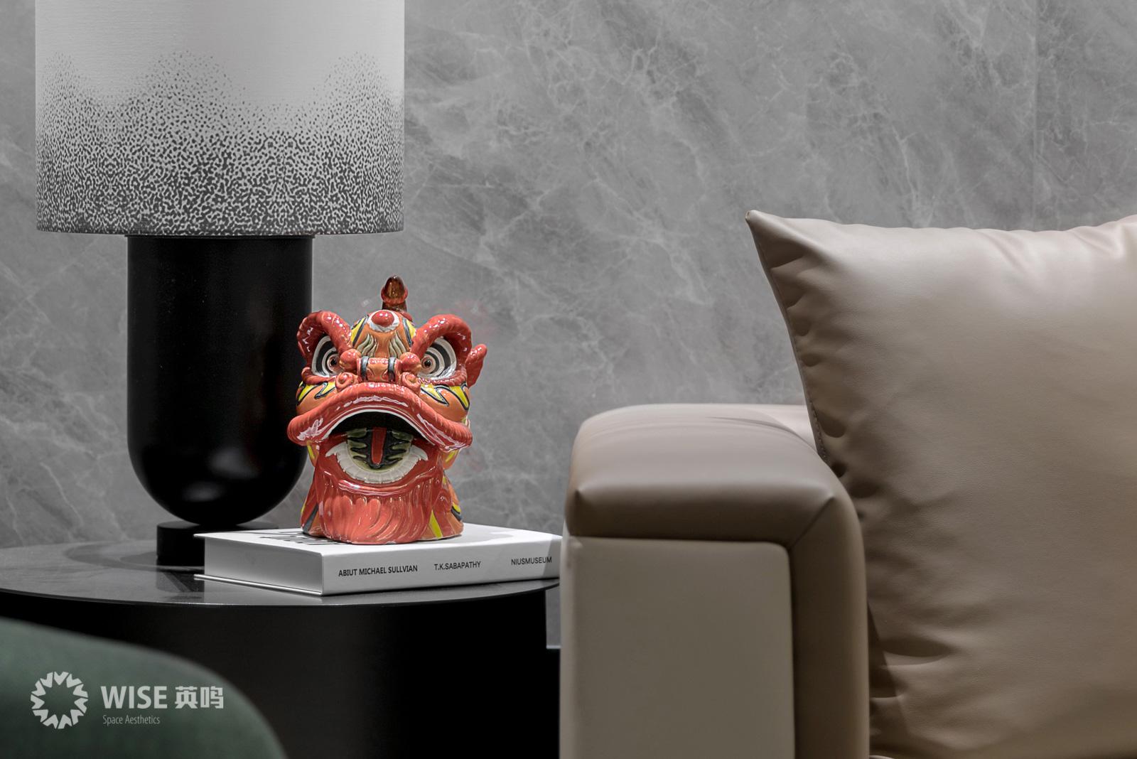 醉岭南,滴水成金:粤强陶瓷总部 | 英鸣软装 · 新中式 |