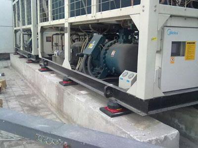 水泵机组振动及其减振措施