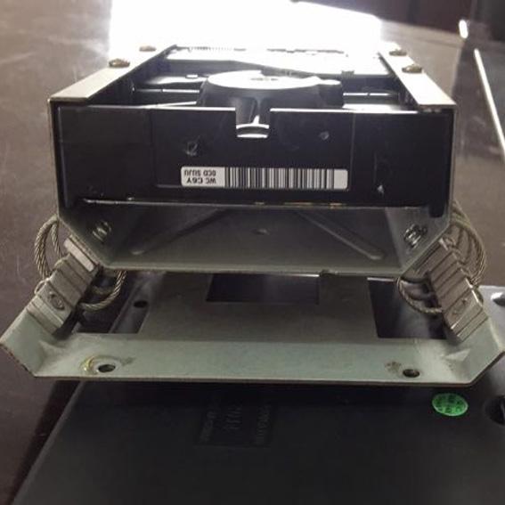 车载硬盘如何解决防震的问题?