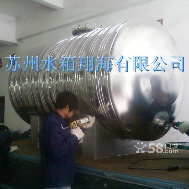 常见保温水箱表面处理方法