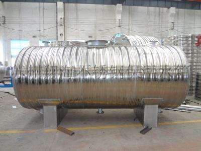 22吨卧式承压保温箱