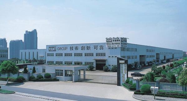 台湾建德磨床工厂