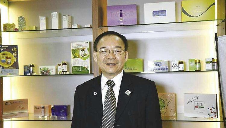 台湾建德磨床第四任董事长李金旆先生