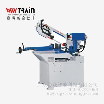WE-260SH 手动剪刀式带锯床|欧洲款