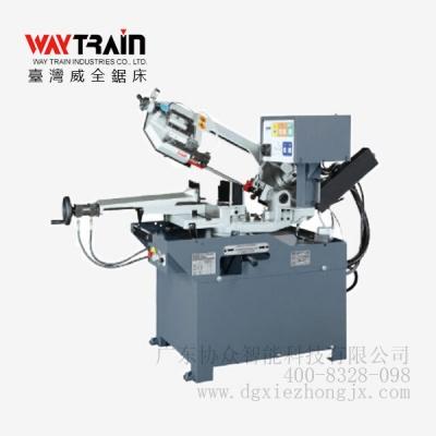 WE-310DS 手动剪刀式带锯床|欧洲款