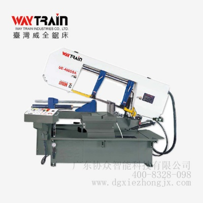 UE-460DSA 半自动角度带锯床