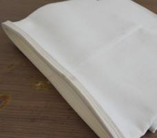 常温滤袋-涤纶防水、防油针刺毡滤袋