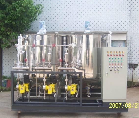 磷酸盐加药装置厂家为您介绍加药...