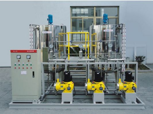 磷酸盐加药装置概述