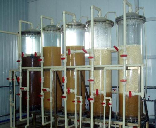 简述离子交换纯水处理设备的原理
