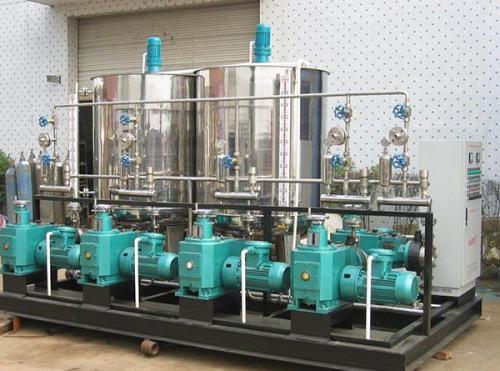磷酸盐加药装置流程及结构特点