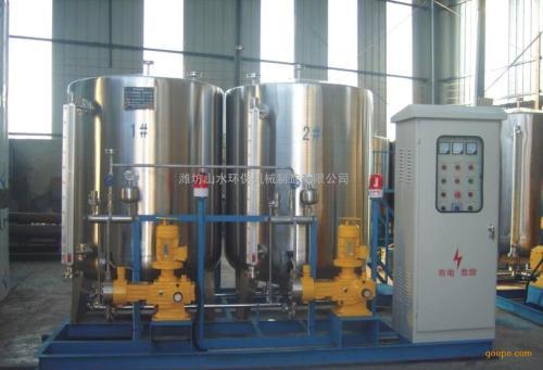 磷酸盐加药投加装置简介