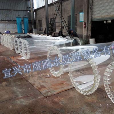 离子交换柱,全透明有机玻璃离子柱