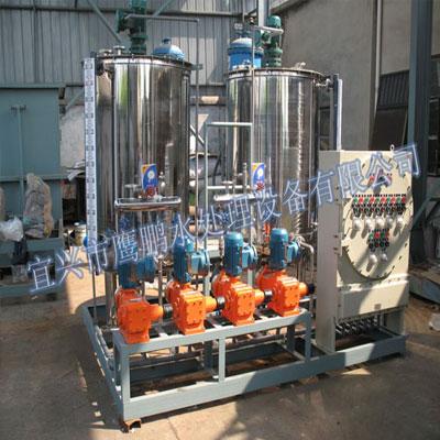 防爆磷酸盐加药装置