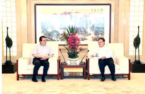 中国有色集团与中船重工签署战略合...