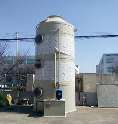 废气塔工程案例槽内立式泵