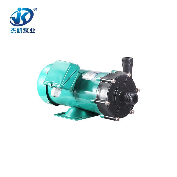 JM-F-2045CSV25磁力泵FRPP医疗应用泵 深圳杰凯磁力泵厂家直销