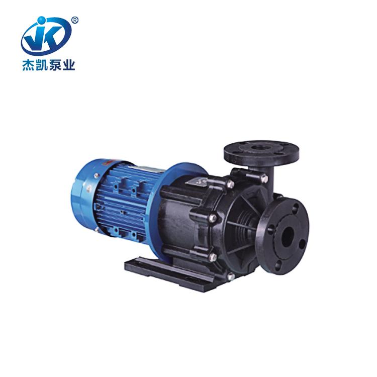 JMH-P-440CSV5磁力泵PVDF冶金专用磁力泵 杰凯工业设备厂家直销