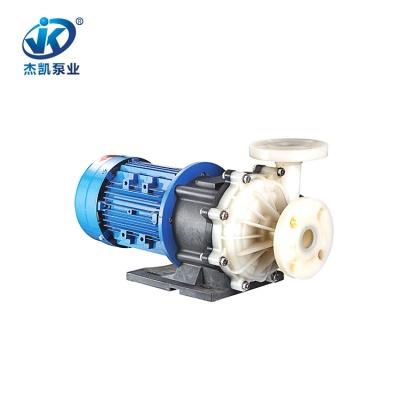 JMH-P-663CSV5磁力泵PVDF LED行业专用泵 杰凯磁力泵厂家直销
