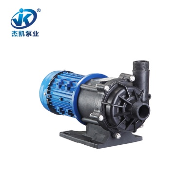 JMX-F-453HSCV5磁力泵FRPP材质LED行业专用磁力泵 杰凯泵浦供应