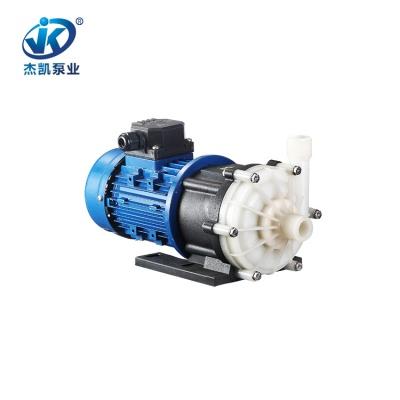 JMX-P-453SCV5磁力泵PVDF显影专用泵 惠州杰凯化工磁力泵定做