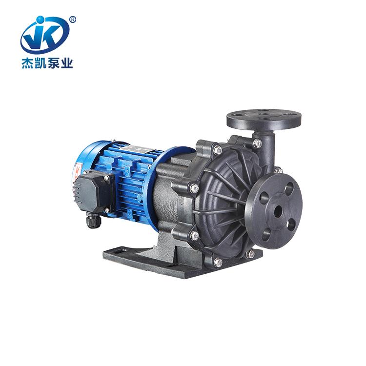 JMX-P-452HSCV5磁力泵PVDF涂装行业专用泵 湛江杰凯磁力泵供应