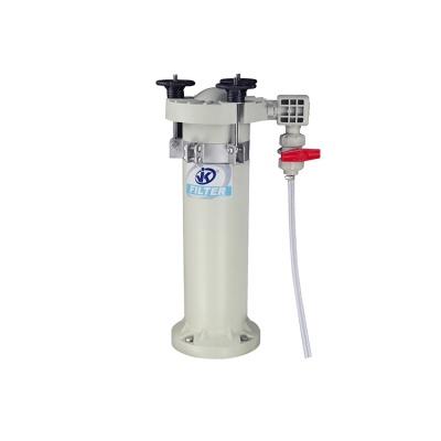FRPP过滤器 JL-1004-FBEUG 化工专用化学药液过滤器