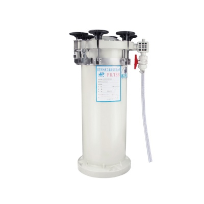 FRPP过滤器 JL-2006-FBEFG 环保行业专用化学药液过滤器