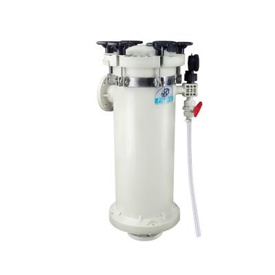 FRPP过滤器 JL-2008-FBEFG PCB应用化学药液过滤器