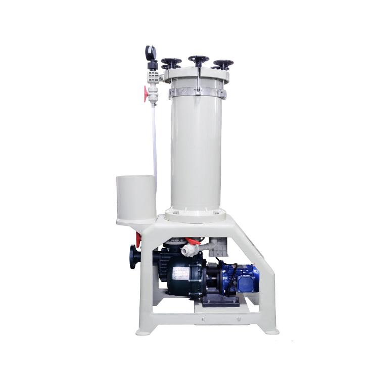FRPP过滤机 JK-2008-1 环保行业专用化学药液过滤机
