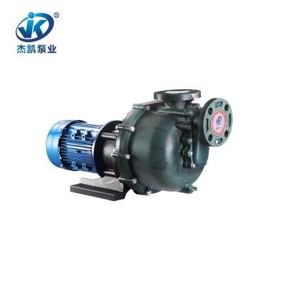 FRPP自吸泵 JKB-F-40012VBH-SSS-5D 冶金专用化工自吸泵
