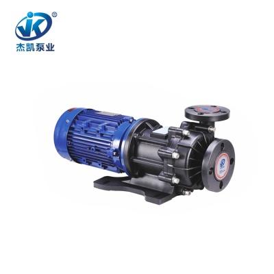 FRPP磁力泵 JMH-F-440CSV5 冶金专用化工磁力泵