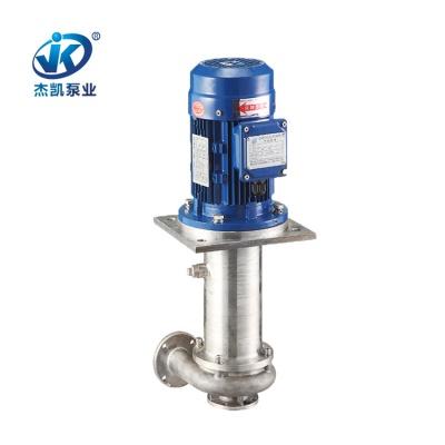 SUS316不锈钢立式泵 JKV-40SK-25V4-6 蚀刻专用不锈钢立式泵