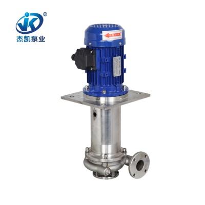 SUS316不锈钢立式泵 JKV-65SK-7.55V4 印染专用不锈钢立式泵
