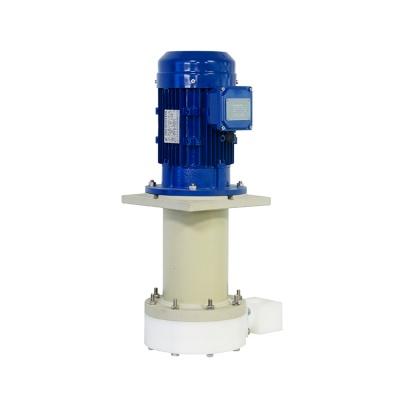 JKD-P-40SP-25VU-4 UPE喷砂立式泵 化工专用立式泵