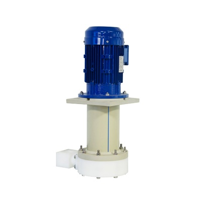 JKD-P-65SP-7.55VU-4 UPE喷砂立式泵 电镀专用立式泵