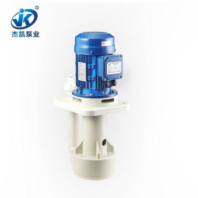 FRPP立式泵 JKH-W-40SK-25VF-4 洗涤塔专用化工立式泵