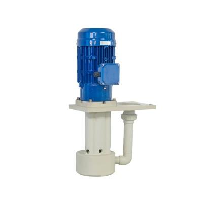 JKH-D-40SK-35VP-Ti PP化工立式泵 电镀专用化工立式泵