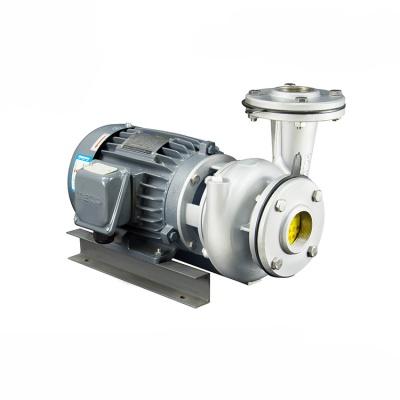 JKA-40-2S6V5 SUS316不锈钢离心泵 冷却专用不锈钢离心泵